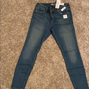 Old navy insulated jeans